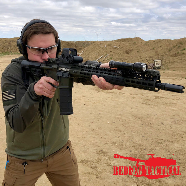 Introduction To Carbine Firearms Training Redleg Tactical
