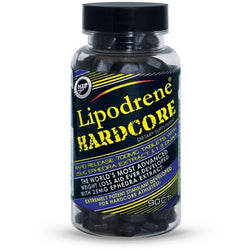 Lipodrene Hardcore With Ephedra