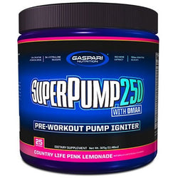 Super Pump 250 w/DMAA Country Time Pink Lemonade