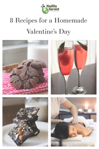 8 recipes for a homemade valentines day