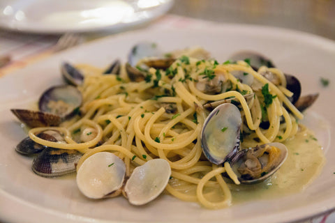 spaghetti di mare: what to eat in italy