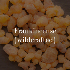 frankincense wildcrafted botanical skincare