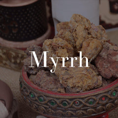 myrrh - natural olive oil skincare