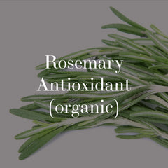 rosemary antioxidant - fresh cosmetics with no synthetic preservatives