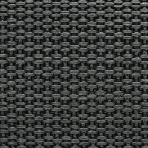 "2"" Poly Webbing Dark Grey"