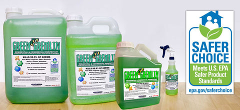 Green Gremlin Disinfectant