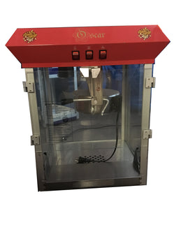 8 Oz. Deluxe Kettle Old Fashioned Popcorn Machine