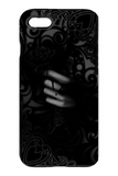 Goth Topics Bloody Rose iPhone Protective Case