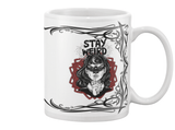 Stay Weird Coffee Mug - GothTopics