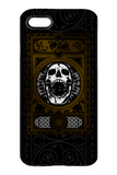 Goth Topics Screaming Skull iPhone Protective Case