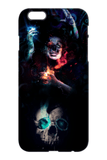 Skull & Face iPhone 6 & 7 Protective Case - GothTopics