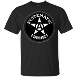 Goth Topics Systematic Mayhem T-Shirt