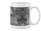 Got Topics Smoky Skull Coffee Mug