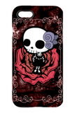 Skeleton Character iPhone Protective Case - GothTopics