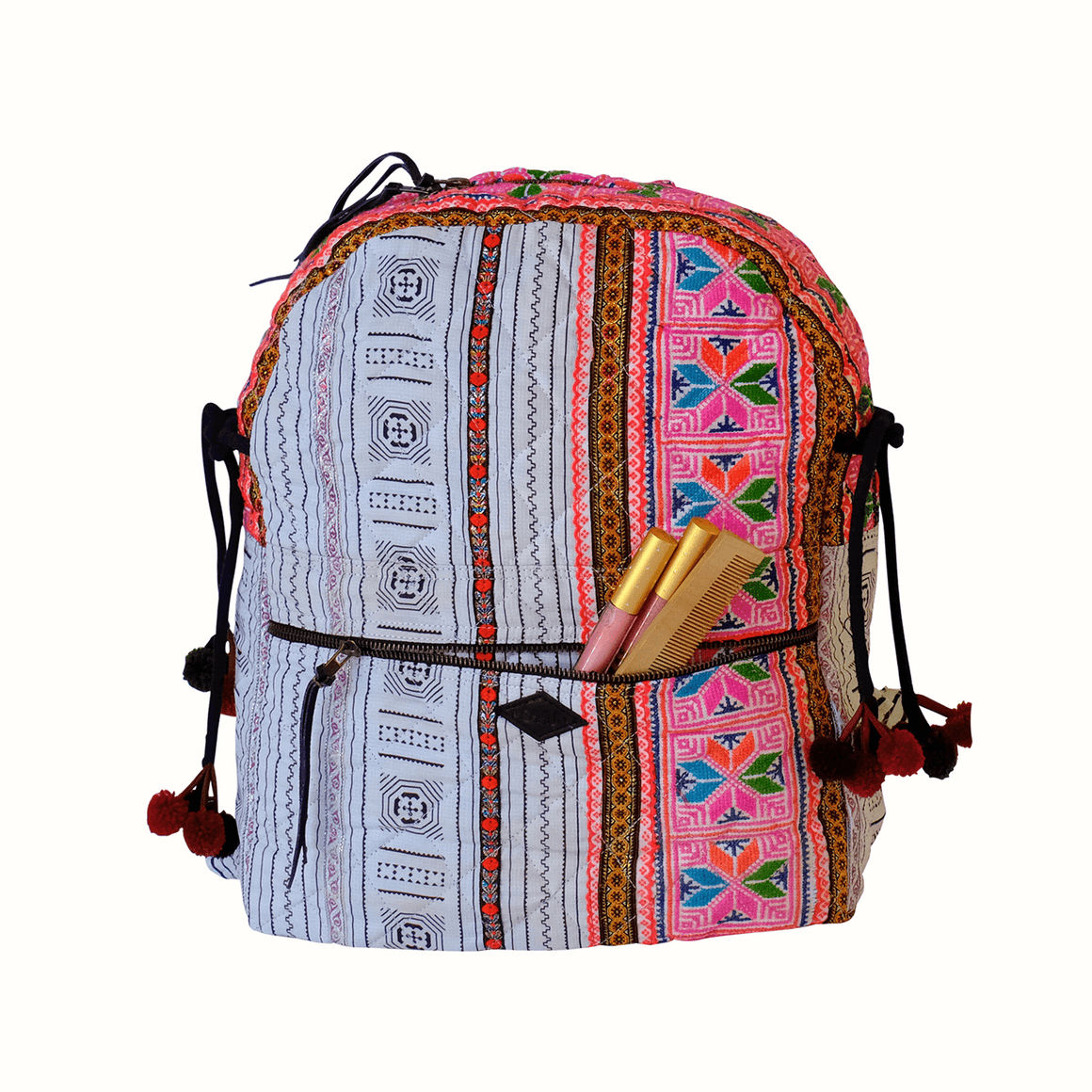 Samui Bags Coral Reef Backpack Handmade Thai Bag
