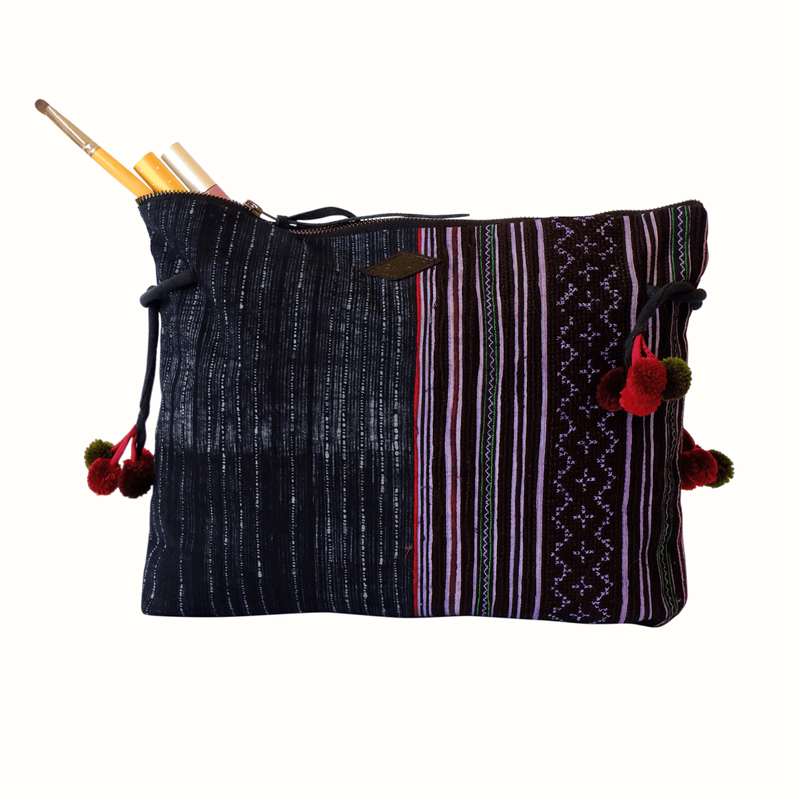 Samui Bags Full Moon Clutch Handmade Bag Thailand