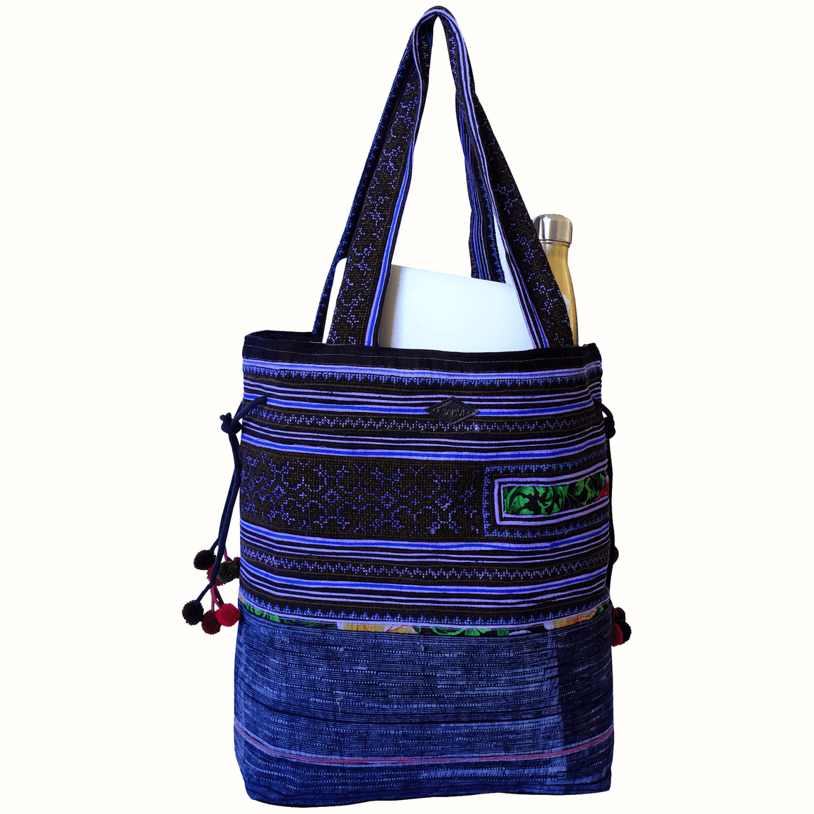 Samui Bags Full Moon Weekender Bag Handmade Thai Bag