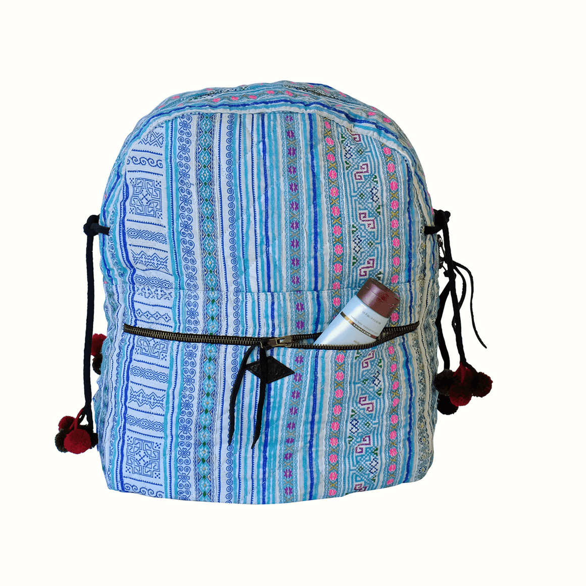 Samui Bags Ocean Breeze Backpack Handmade Thai Bag