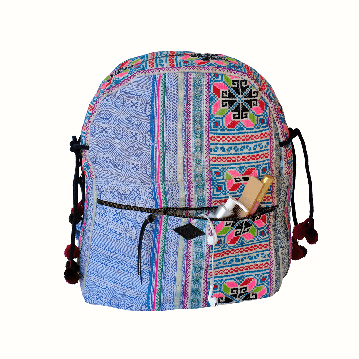 Samui Bags Paradise Backpack Handmade Thai Bag