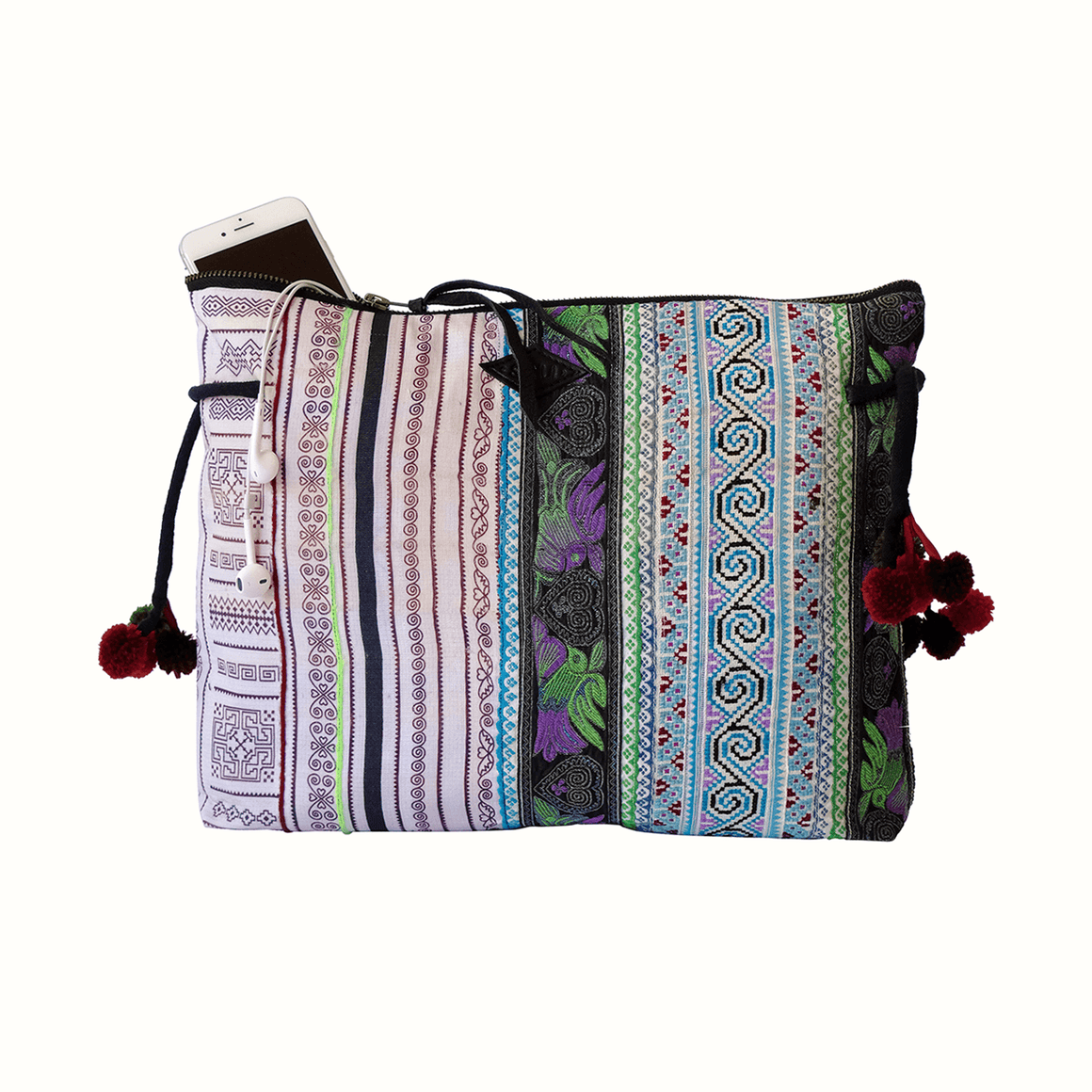 Samui Bags Tropical Island Handmade Thai Bag in Thailand