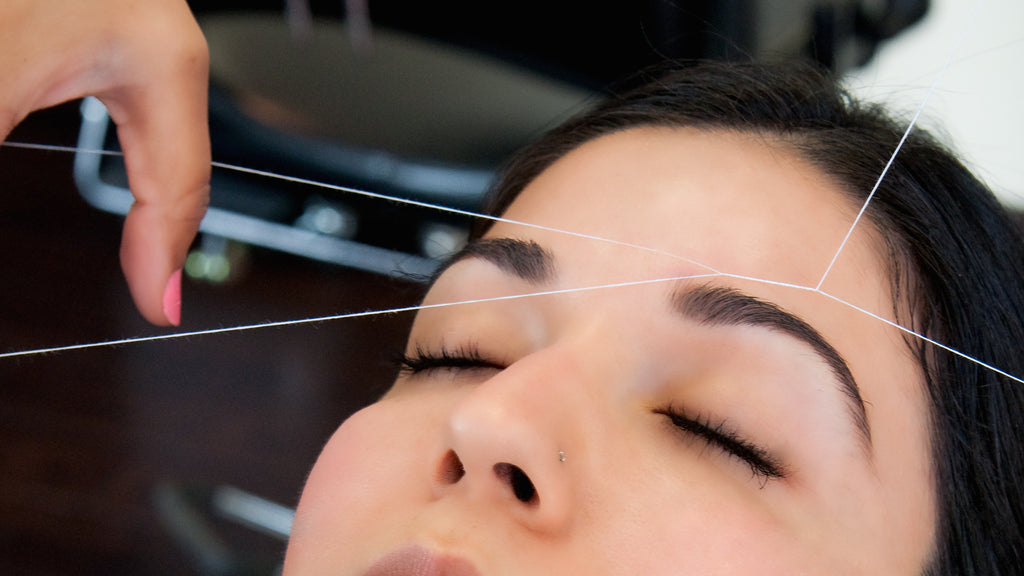 One Brazilian Waxing + Eye Brow Threading for $35 (Value $55)