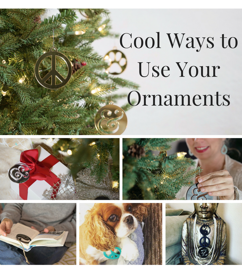 Ampersand Tree Ornament & Gift