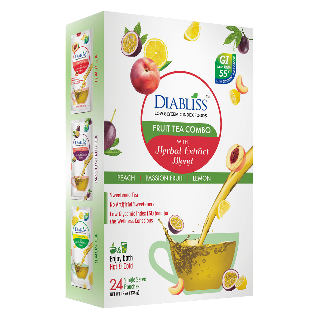 Diabliss Fruit Tea Variety Pack