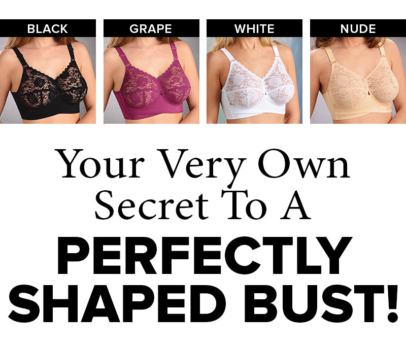 Comfort Lift Bra Collection