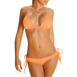 Perfect-Fit Bikini - Tangerine