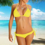 Perfect-Fit Bikini - Yellow