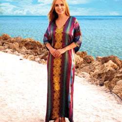 Caftan Blue Flair