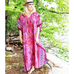 Caftan River Rose
