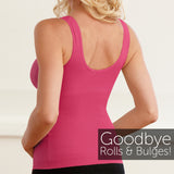 Super Slimming Cami-Top - Fuchsia