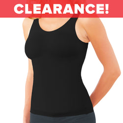 Super Slimming Cami-Top - Black