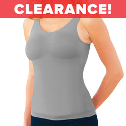 Super Slimming Cami-Top - Gray
