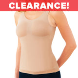 Super Slimming Cami-Top - Nude
