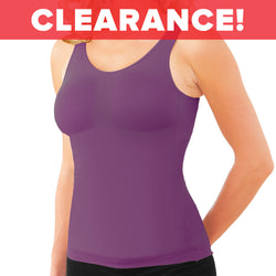 Super Slimming Cami-Top - Purple