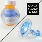 Clear Read Pill Bottle Magnifier