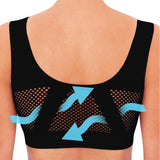 Super-Cooling Bra - Black