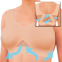 Super-Cooling Bra - Nude