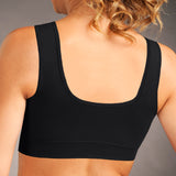 Cotton-Comfort Support Bra