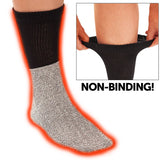 Thermo-Support Diabetic Socks - 3 Pairs