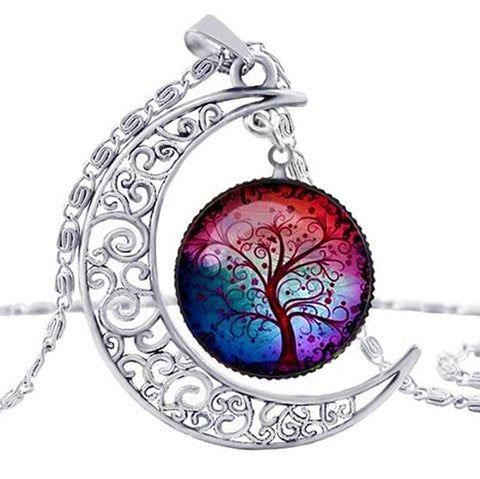 Earth Serenity Necklace - Seasons