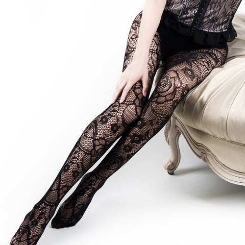 Flirty Legs Pantyhose (Also in Queen Size)