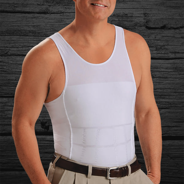 Men's Power Shaper - White (Your little secret!)