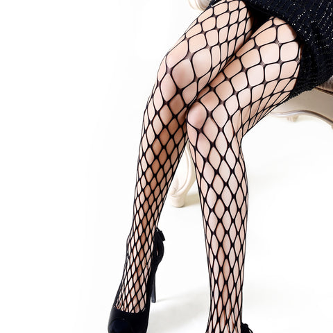 Oriental Fishnet Pantyhose (Also in Queen Size)