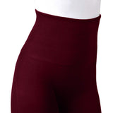 Super-Slimming Pants - Wine