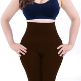 Super-Slimming Pants - Coffee