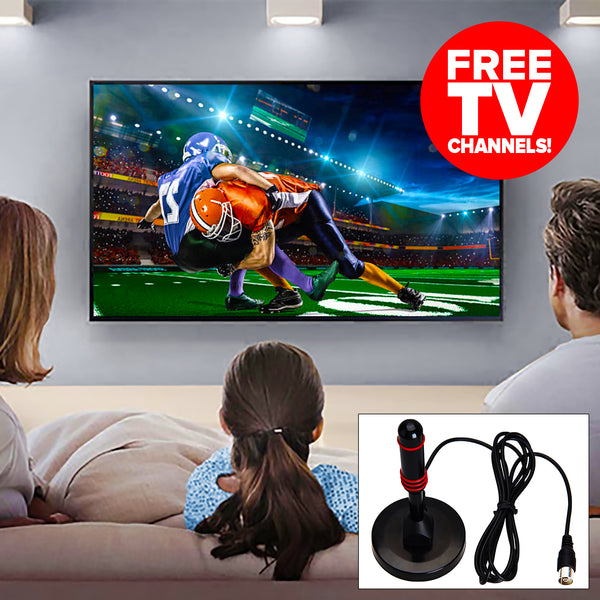 Turbo-Pro HDTV Digital TV Antenna (FREE TV Channels)