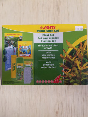 Sera - Plant Care Set (CO2 Tabs)